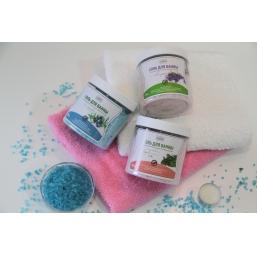 Соль для ванн и компрессов «Волшебное озеро»