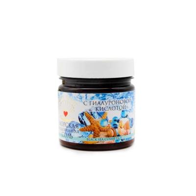 Йодобромная соль для ванн с гиалуроновой кислотой 150 г.