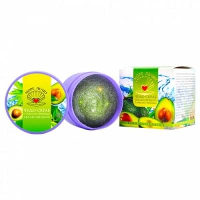 Чудо-скраб с маслом авокадо «Увлажняющий» 70 мл.