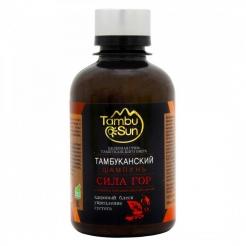 Тамбуканский шампунь для волос «Сила гор» 200 мл.